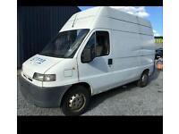 Africa exporters! !!!! Peugeot boxer huge van left hand drive