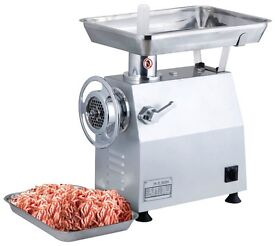 Brand New commercial meet mincer Stainless steel body 12size