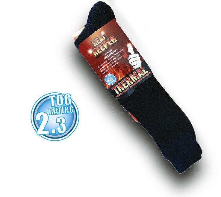 Heat Keeper Thermo Winter warm Herren Männer Socken Kniestrümpfe TOG Rating 2,3