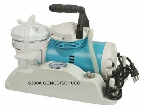 NEW PORTABLE HIGH SUCTION VACUUM UNIT PUMP SELF CONTAINED #S330A
