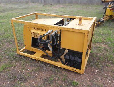 Air-lift Separator For Trommel Wvermeer Deutz Diesel Hydraulic Power Unit