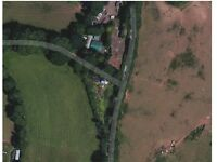 1/3 Acre Land - HACCOMBE £50pcm