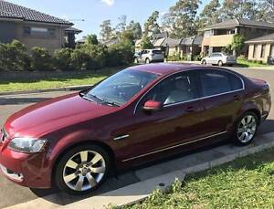 Holden CALAIS VE-V 2008 18INCH ALLOY WHEELS GENUINE SET Georges Hall Bankstown Area Preview