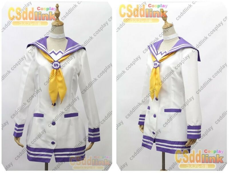 Nepgear from Hyperdimension Neptunia Cosplay Costume