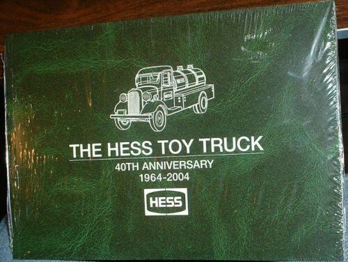 Hess Gasoline Toy Truck Book 40th Anniversary