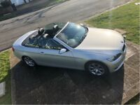 BMW 320I AUTO LOW MILES CONVERTIBLE 2 KEYS SERVICE HISTORY