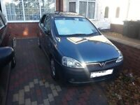 VAUXHALL CORSA SXI PART EX FOR 7 SEATER