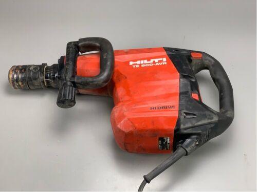 HILTI  TE-800AVR demolition breaker