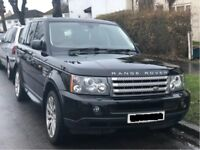 Range Rover sport Full service history 1 year mot