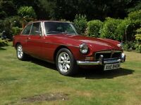 MGB GT 1973, Outstanding Condition !
