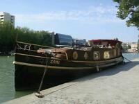 House Boat near PARIS!!