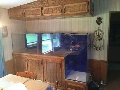 Acrylic Creations Drop Down Aquarium... 300 Gallons