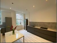 Beautiful and bright Bruntsfield 2 bed flat. Brand new kitchen and bathroom