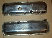 Chevy Chrome Valve Covers
