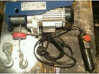 Electric winch 200/400kg