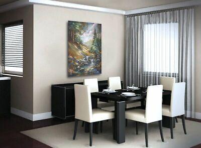 Landscape Painting Original Contemporary DECOR Michael Lang Unique - $1,295.00