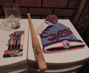 Montreal Expos items