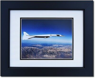 Framed 8 x 10 Photo of the XB-70 Valkyrie - Affordable Aviation Gifts for Pilots