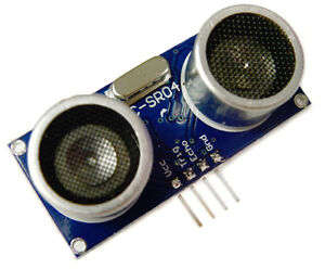 (NEW) HCSR04 Ultrasonic Radar/Sensor for Arduino and Compatibles
