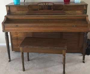PRICE REDUCED: piano