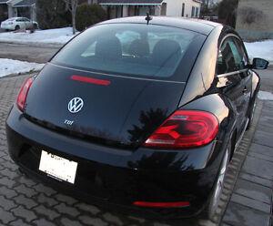 Volkswagen Beetle TDI 2013