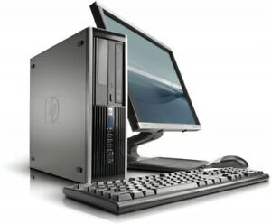 Dell and HP DESKTOP'S