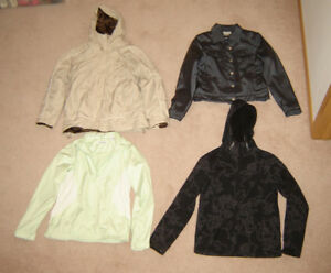 Summer & Fall Jackets - Volcom, Firefly, Tommy H. etc - XS, S, M