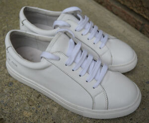 Woman by Common Projects Achilles low Cambridge Kitchener Area image 2