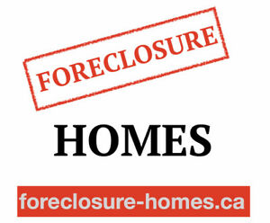 FORECLOSURE HOMES - from $140K