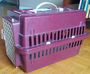 Cage à chat ou petit chien
