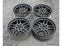 Refurbished M Parallel Replica Alloy Wheels 18x8j BMW E39 540i 535i 530i 530d Sport