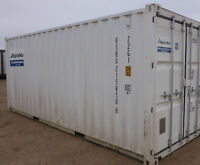 20 ft seacan shipping container with shelves