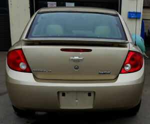 2005 Chevrolet Cobalt is in good shape with safety.