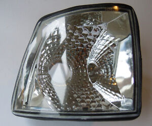 New 1986-1995 BMW 7-Series E32 Crystal Clear Corner Lamps