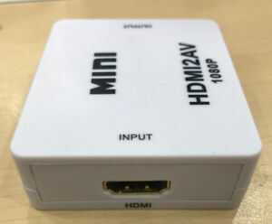 HDMI Converter HDMI to AV RCA digital analog converter$25.00
