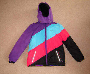 Girls Winter and Spring Jackets, Clothes - sz 10, 12, 14 Strathcona County Edmonton Area image 5