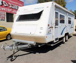 2005 JAYCO HERITAGE 30 TH ANNIVERSARY CARAVAN Cannington Canning Area Preview