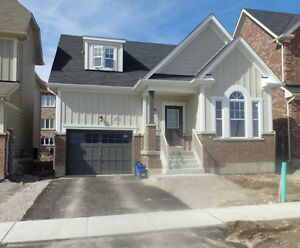 Newly built, spacious bungalow with loft! Finished basement!