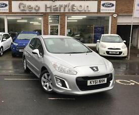 Peugeot 308 1.6HDi Active 5dr - ONLY 53,000 MILES