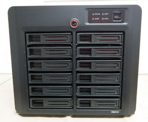 Synology DiskStation DS2413+ 12-Bay Gigabit NAS