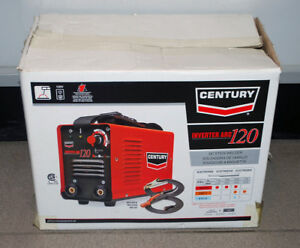 Lincoln Electric Century Inverter Arc 120 Stick Welder