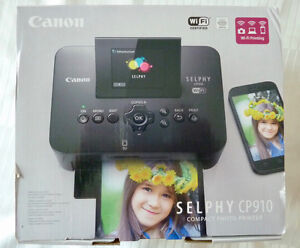 Canon Selphy WiFi Photo Printer - NEW