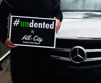 Get #UNDENTED - Top Quality Paintless Dent Repair