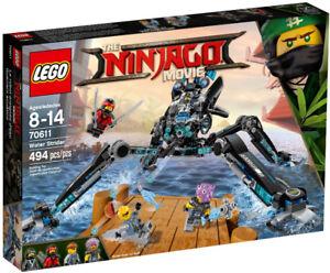 Lego Ninjago Movie 70611 Water Strider Neuf