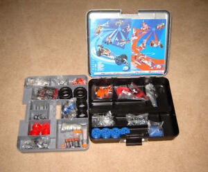 Basically New Rare Meccano Multimodel Set with Dual Motors