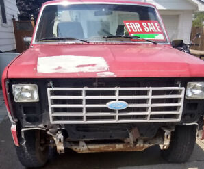 1983 Ford F150 Truck