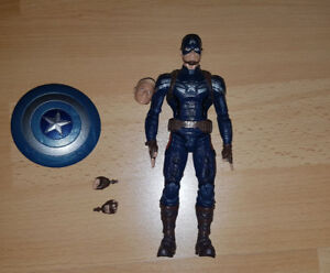 Marvel Legends Captain America Winter Soldier Action Figure