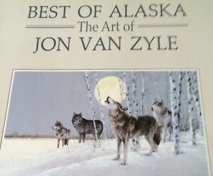 Best of Alaska  The Art of Jon Van Zyle