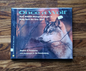 Once A Wolf Hardcover
