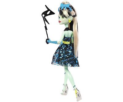 Monster High Welcome to Moster High - Frankie Stein. From the Argos Shop on ebay